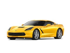 2019 Chevrolet Corvette 3LT Stingray  Coupe w/3LT