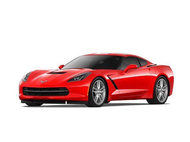 2019 Chevrolet Corvette Coupe