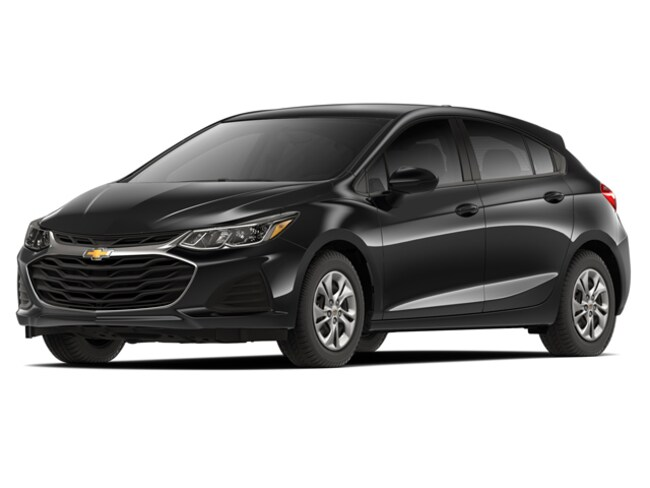 New 2019 Chevrolet Cruze LS Hatchback for sale in Woodstock