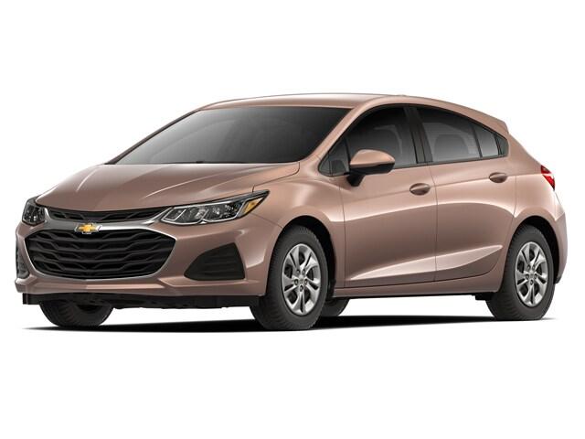 2019 Chevrolet Cruze LS Hatchback