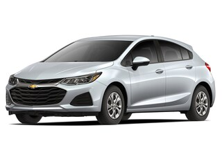 New 2019 Chevrolet Cruze LS Hatchback for sale in Dickson, TN