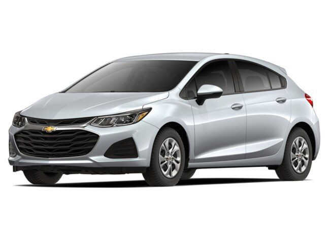 New 2019 Chevrolet Cruze LS Hatchback for sale near Houston in Baytown