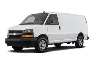2019 Chevrolet Express 2500 Van