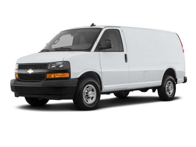 2019 Chevrolet Express Cargo Van RWD 3500 135
