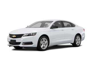 2019 Chevrolet Impala Sedan Summit White