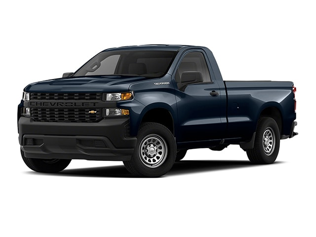 2019 Chevrolet Silverado 1500 Truck Digital Showroom