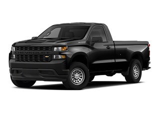 New 2019 Chevrolet Silverado 1500 Work Truck Truck Double Cab for sale near you in Danvers, MA