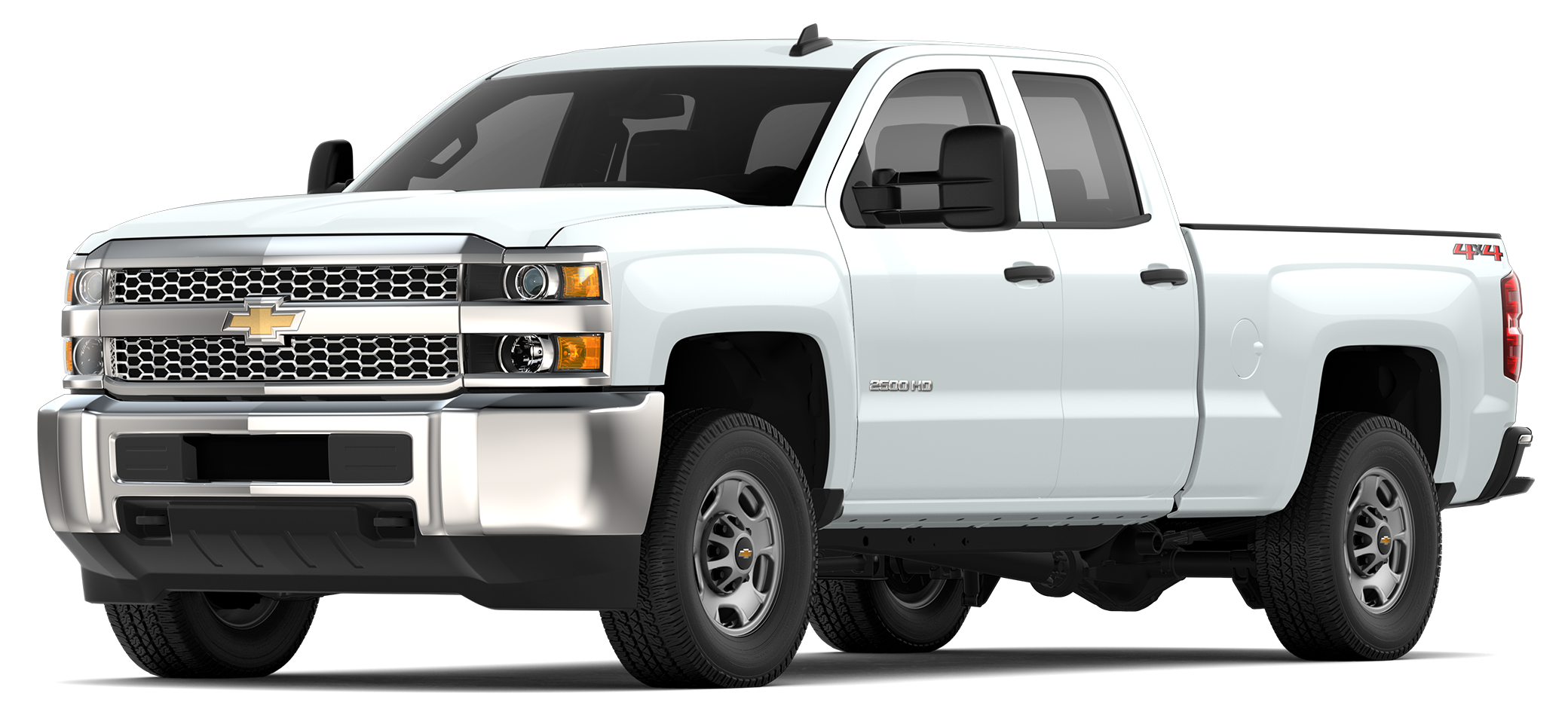 2019 Chevrolet Silverado 2500HD Incentives, Specials ...