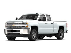 New 2019 Chevrolet Silverado 2500HD WT Truck Double Cab Winston Salem, North Carolina