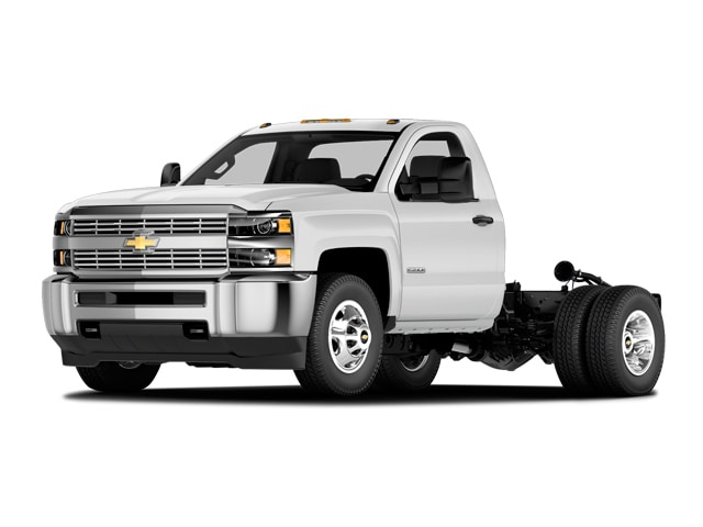 Chevy Silverado 3500HD Chassis specs and information