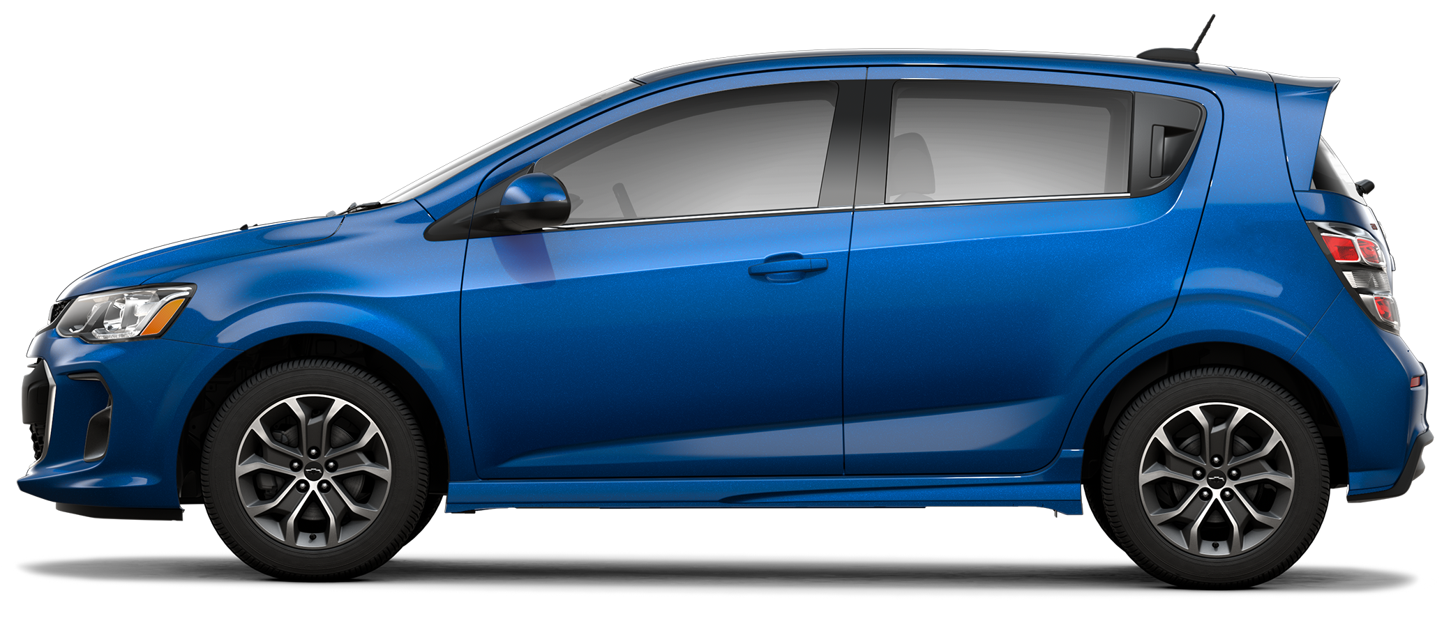 2019 Chevrolet Sonic Hatchback LT Manual