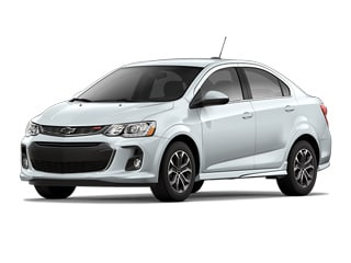 2019 Chevrolet Sonic Sedan Summit White