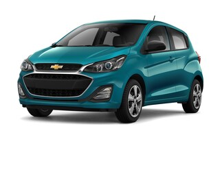 2019 Chevrolet Spark LS Manual Hatchback