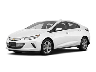 2019 Chevrolet Volt Hatchback Summit White
