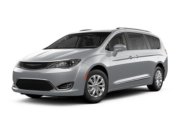 2019 Chrysler Pacifica Van Digital Showroom Bayside