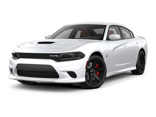 2019 Dodge Charger Sedan White Knuckle Clearcoat