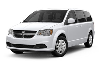 2019 Dodge Grand Caravan Van White Knuckle Clearcoat