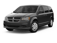New 2019 Dodge Grand Caravan SE Passenger Van for sale near Charlotte, NC