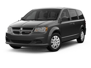New 2019 Dodge Grand Caravan SE Passenger Van in Williamsville, NY
