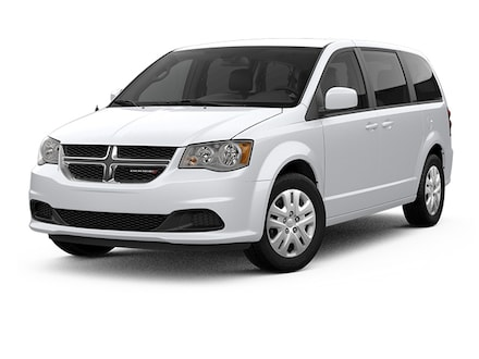 2019 Dodge Grand Caravan SE Plus Wagon Mini-van, Passenger