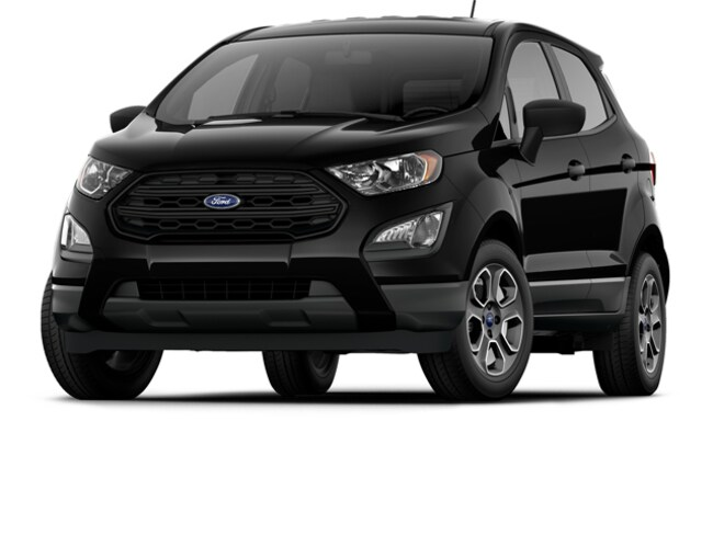 New 2019 Ford EcoSport S SUV for sale in Mayfield
