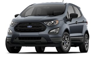 New 2019 Ford EcoSport S SUV in Boston, MA