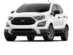 Buy a 2019 Ford EcoSport S S 4WD for sale Youngstown