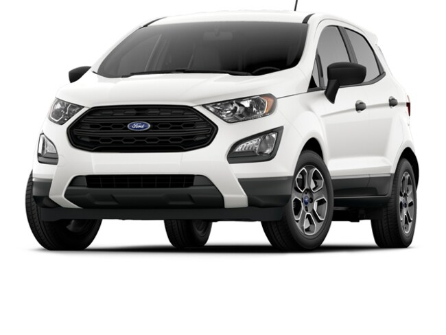 2019 Ford EcoSport S SUV in