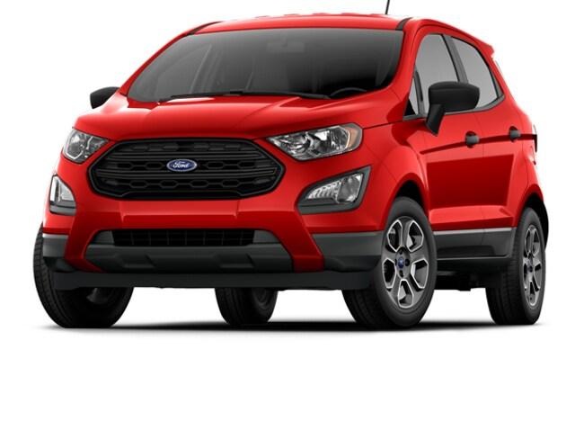 New 2019 Ford EcoSport S 4WD Sport Utility Casper, WY