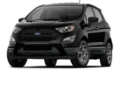 New 2019 Ford EcoSport S SUV in Mahopac