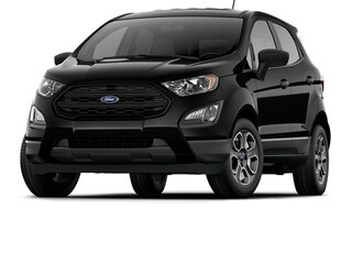 New Ford cars, trucks, and SUVs 2019 Ford EcoSport S Sport Utility for sale near you in Westborough, MA