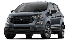 2019 Ford EcoSport S SUV 4x4