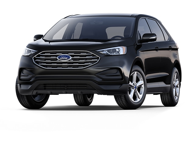 Ford Edge Suv Agate Black Metallic