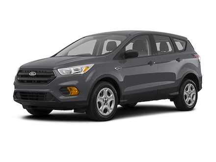 2019 Ford Escape Titanium Four-Wheel Drive with Locking and Limited-Slip Dif