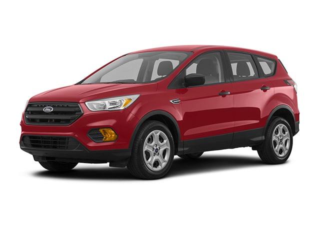 2019 Ford Escape Titanium Titanium FWD