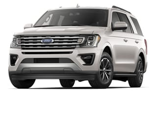 2019 Ford Expedition SUV White Platinum Metallic Tri Coat