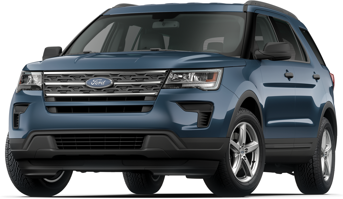 Current 2019 ford explorer suv special offers