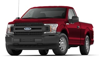 2019 Ford F-150 Truck Vermillion Red