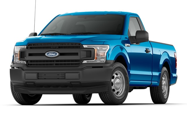 2019 Ford F-150 XL 2WD Reg Cab 8 Box Regular Cab Pickup
