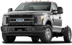 2019 F-350 Chassis Truck