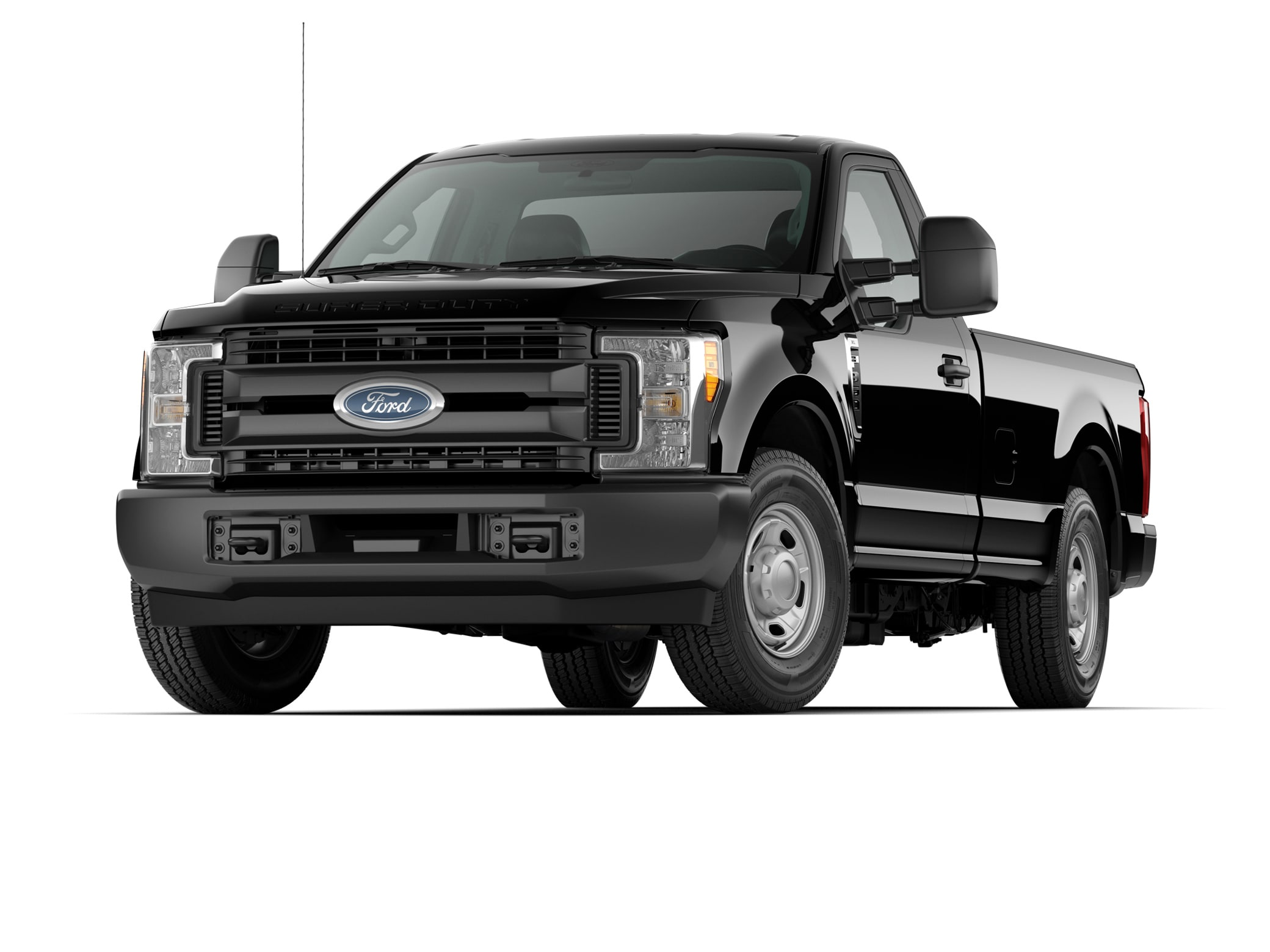 Ford F  Truck Agate Black
