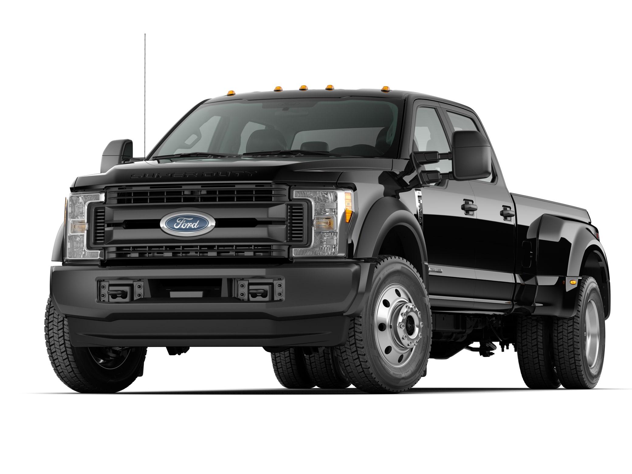 2019 Ford F-450 Truck Agate Black