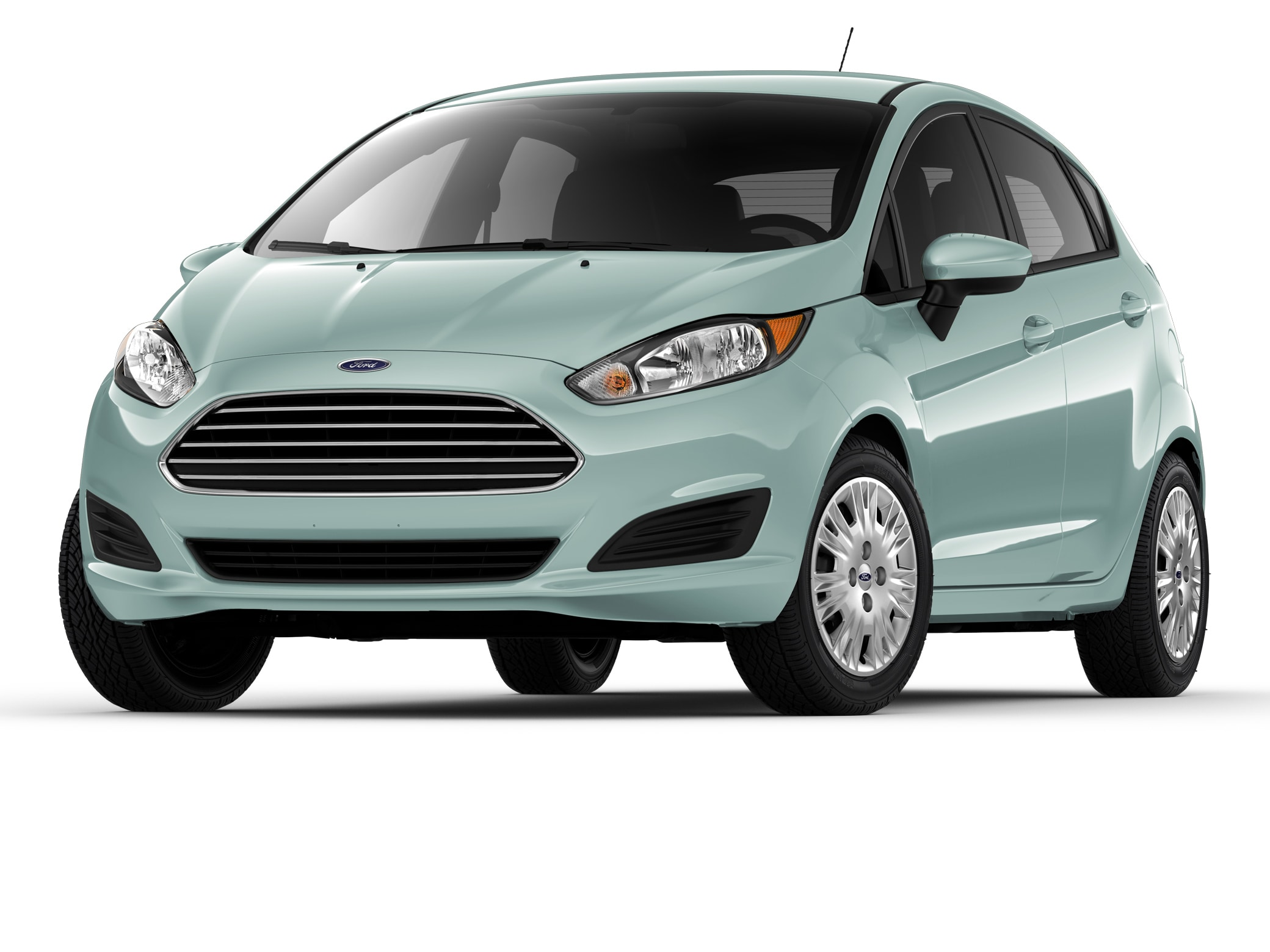2019 ford fiesta hatchback bohai bay mint metallic