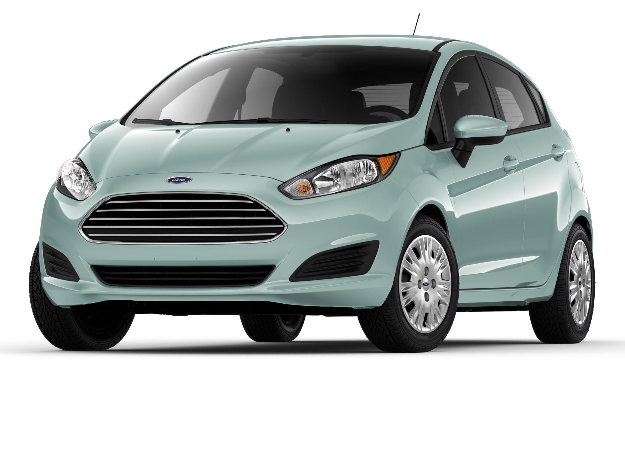 2019 Ford Fiesta Hatchback Digital Showroom | Woodhouse Ford