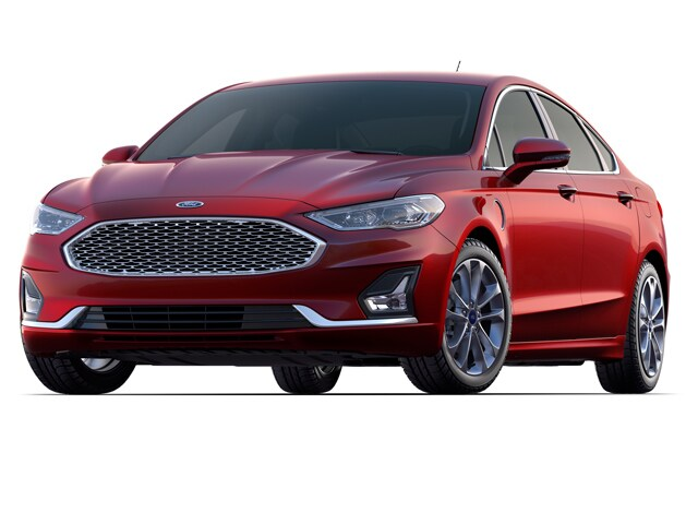 2019 Ford Fusion Energi Sedan Digital Showroom | The My Auto