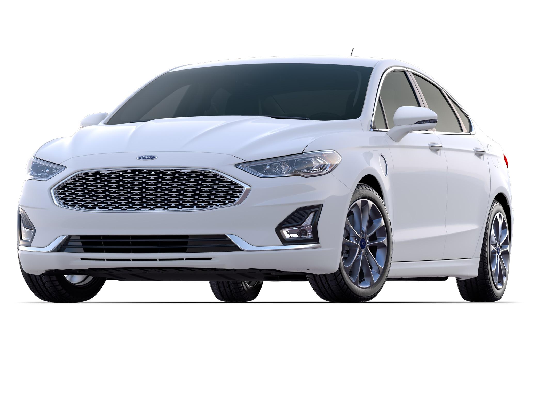 2019 Ford Fusion Energi Sedan Digital Showroom | Richmond Commercial