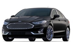 New 2019 Ford Fusion Energi Titanium Sedan Boston, MA