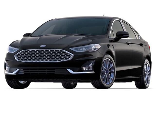 2019 Ford Fusion Energi Titanium (FCTP) Sedan
