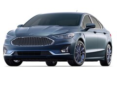 New 2019 Ford Fusion Energi Titanium Sedan in West Chester PA