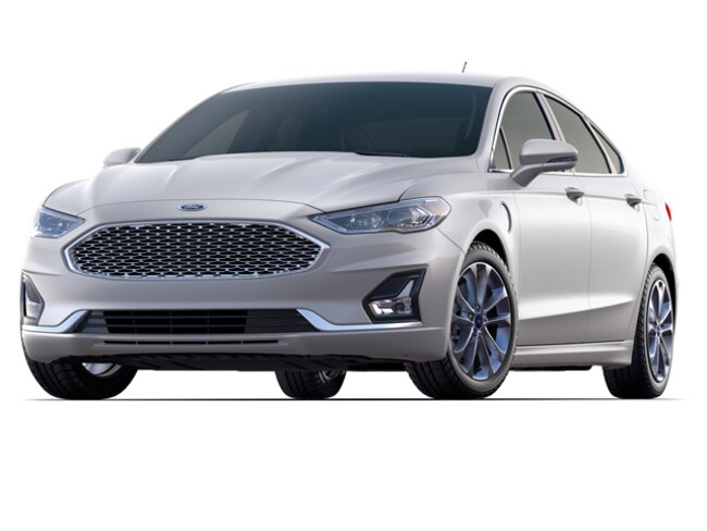 New 2019 Ford Fusion Energi Titanium Sedan for sale in Mahopac